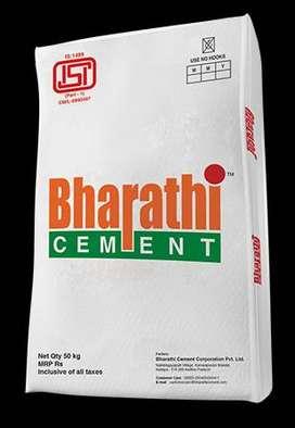 Bharathi Cement Price in Hyderabad -BuildersMART