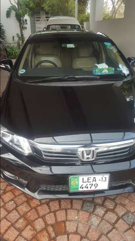 Excellent condition Honda Civic oriel 2013