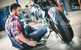 Need Bike mechanic