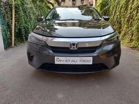 Honda City i-VTEC CVT ZX, 2020, Petrol