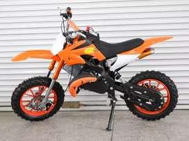 50cc dirt bike for children self start to