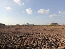 Tanah 5250 meter, cocok untuk pabrik/gudang, datar, bebas banjir