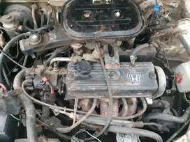 Urgent Honda Accord 1.5cc complete engine for sale