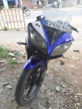 Yamaha YZF R15 V1