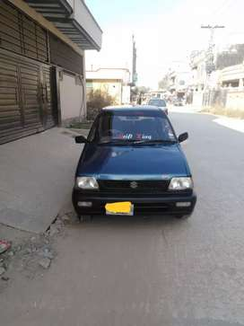 Mehran 2007 fully genuine