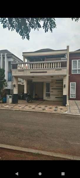Dijual Rumah Cantik di Perumahan Kota Wisata Cibubur Cluster Bellevue
