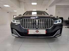 BMW 7 Series 730Ld DPE Signature, 2020, Petrol