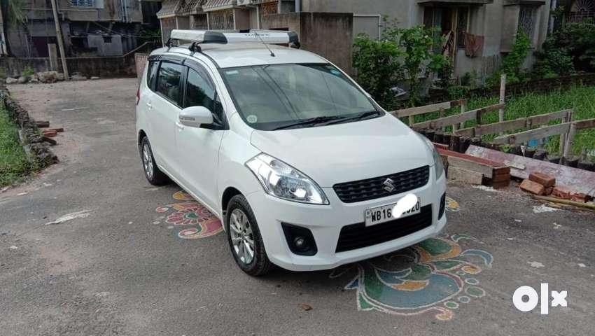 Maruti Suzuki Ertiga ZDI Plus, 2013, Diesel 0
