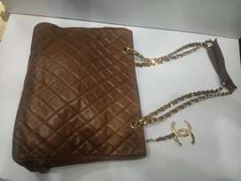 Chanel shoiulder vintage original