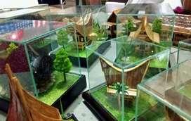 Miniatur Rumah Adat Indonesia Eksklusif
