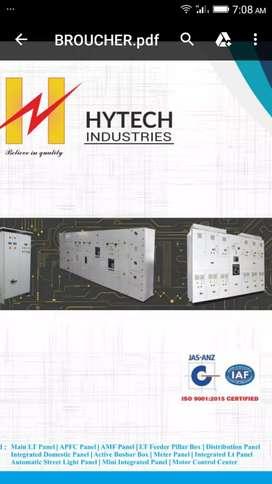 Meter panels,lt panel, amf panel