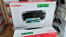 Printer Canon A3+ PIXMA ix 6770 garansi resmi