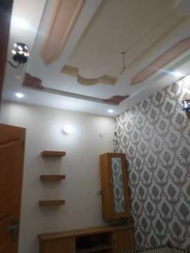 2 Marla Brand New Double Story in Marghzar Colony