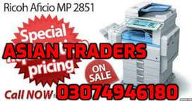 Brand new look Photocopiers MP 2851 / 3351 as Printer and Scanner