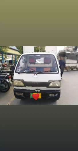 Sogo pick up very good condition.. Lahore number