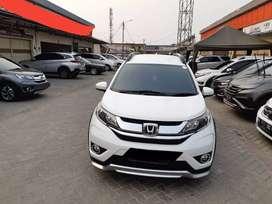 Honda BRV E PRESTIGE CVT A/T Putih Thn 2016