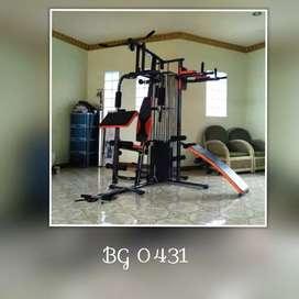 Home Gym 3 Sisi // Rabu Gym 13.28