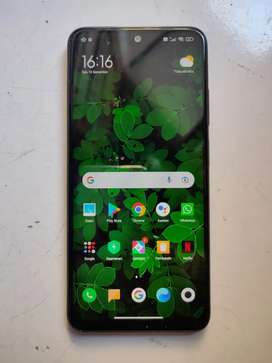 Xiaomi Redmi Note 10s Onyx Grey 6/64 mulus like new normal no minus