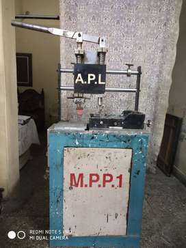 Pad printing machine in excellent working condition.