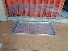 Super Jumboo kandang kucing Boskuu Redy stokk 90*50*50 PxLxT