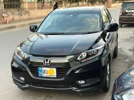 honda vezel 2016 modal munthly installment