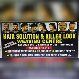 Non surgical hair replacement in ludhiana 7000