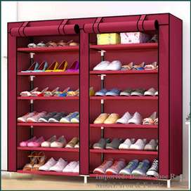 Double Shoe Rack Wardrobe 12 layers, Furniture has to reflect who you