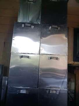 oven dan panggangan almunium