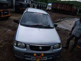 Maruti Suzuki Alto 2002 Petrol 42000 Km Driven