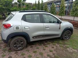 Renault KWID 2018 Petrol Well Maintained