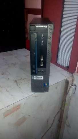 Dell i5 4th gen PC, 4gb ram, 500gb HDD under warranty
