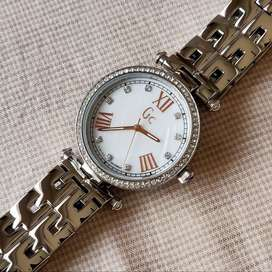 Silver Color Branded Watch At Discounted Price