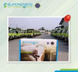 SUPERSPRING GPS Pelacak C20 (Made in Eropa)