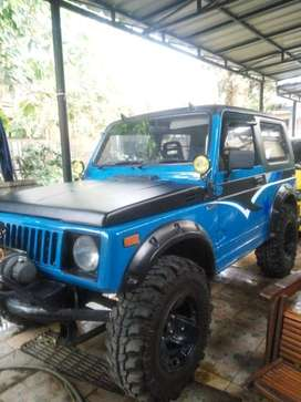 Katana jeep jimny 4x4 Ofroad 1984 kabin