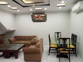 8 Marla BrandNew Luxury Furnish Ground Portion For Rent in Umer Block