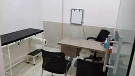 Doctor Clinic Chamber on rent