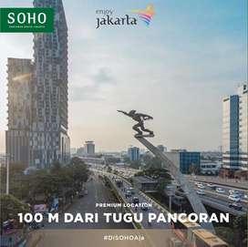 Promo New Normal Office SOHO Pancoran, Discount Ratusan Juta