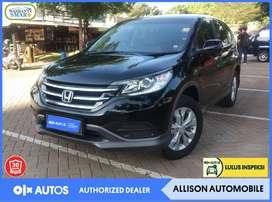 [OLXAD] Honda CRV 2.0 i-VTEC AT Bensin 2013 Hitam #PartnerTerpercaya
