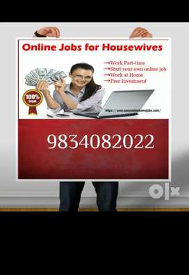 Open registration for work from home jobs for data entry