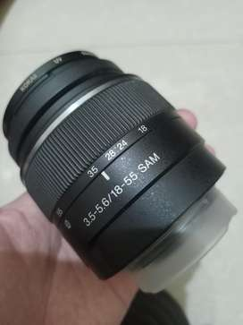Lensa kamera Sony N50