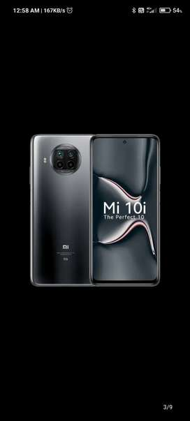 Mi 10i (6 - 128) Midnight Black