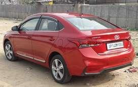 Hyundai Verna Fluidic 1.6 CRDi SX, 2018, Diesel