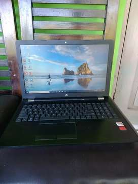 Laptop hp AMD A10 Ram 8 gb