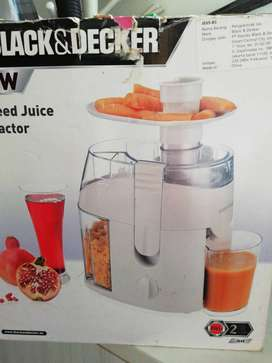 Juicer Black&Decker