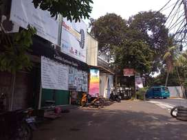 ruko 2 lantai daerah Jagakarsa Cocok untuk usaha kuliner salon
