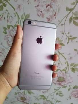 Iphone 6plus 64gb fullset semua oke no mines