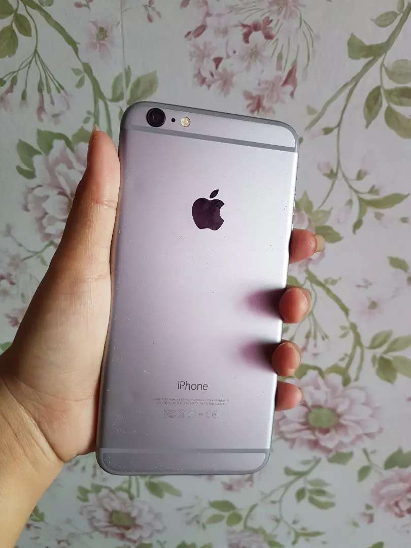 Iphone 6plus 64gb fullset semua oke no mines 0