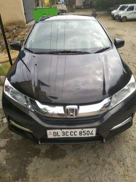 Honda City 1.5 V Manual Exclusive, 2015, Diesel