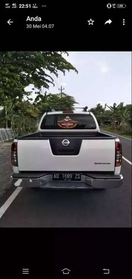 Nissan NAVARA Sports Version Automatic 2012