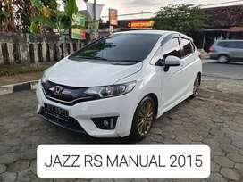 Jazz rs manual 2015